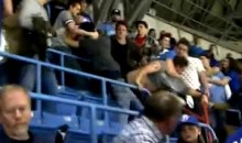 There Was Also A Fight At Rogers Centre On Opening Day (Video)