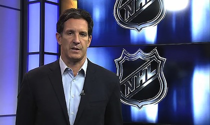 brendan shanahan suspension video