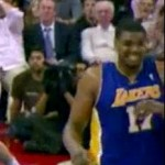 bynum laugh griffin posterize gasol
