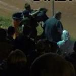 carolina speedway brawl