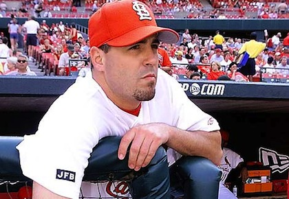 darryl kile pitcher cardinals