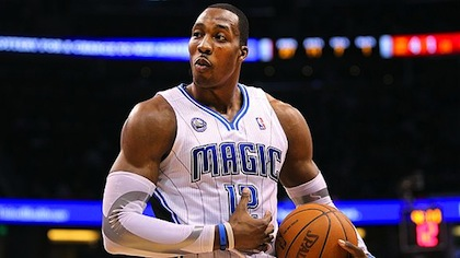 dwight howard orlando magic