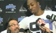 This Interview With Stan Van Gundy And Dwight Howard Was Just Awkward (Video)