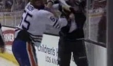 Frozen Fisticuffs Fight Of The Night — Nolan vs. Eager — 4/2/12