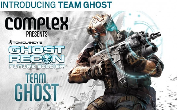 ghost recon team ghost