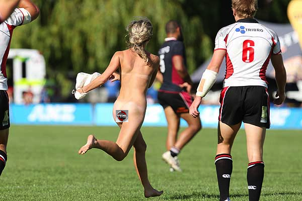 from Scott gay streaking rugby