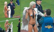 The Most Shocking Female Streakers (Gallery)