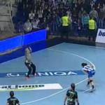 handball penalty shot