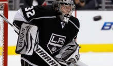 Stat Line Of The Night — 4/15/12 — Jonathan Quick