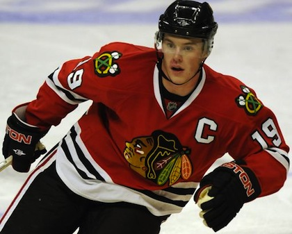 jonathan toews concussion