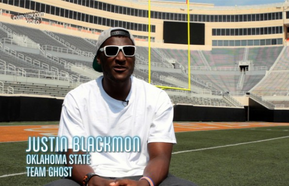 justin blackmon team ghost