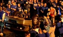 Kentucky Students Riot Following Final Four Victory Over Louisville (Video)