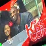 kobe bryant daughter kiss cam