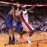 lebron james flop