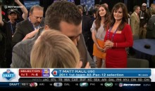 And The Award For Hottest NFL Draft Day MILF Goes To…Matt Kalil's Mom!