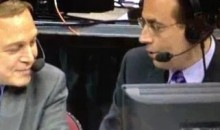 Ian Eagle Calls Out Broadcast Partner Mike Fratello During Awkward On-Air Incident (Videos)