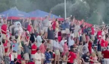 Ole Miss Celebrate Home Run With A Beer Shower (Video)