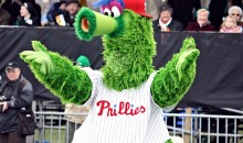 This Day In Sports History (April 25th) — Phillie Phanatic