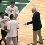 popovich halftime practice