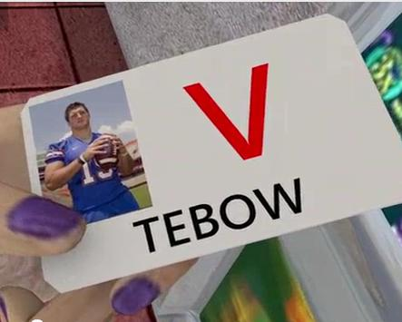 tim tebow v card For more information contact Teresa Howell at South Gloucestershire ...