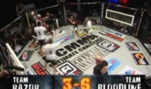 UltimateBall Is Like Rugby In An MMA Cage (Video)