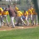 yuba city baseball brawl