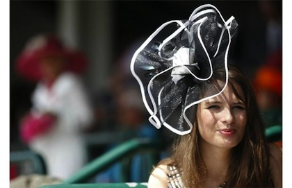 #12 crazy weird funny stupid 2012 kentucky derby hats