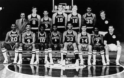 1971 milwaukee bucks nba champions