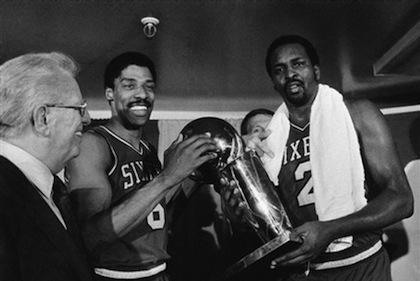 1983 76ers nba champions