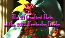 The 21 Goofiest Hats At The 2012 Kentucky Derby