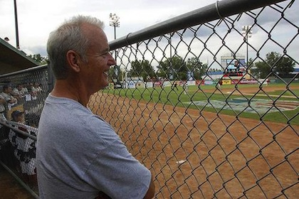 #4 bill murray owner st. paul saints