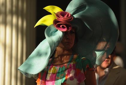 #5 crazy weird funny stupid 2012 kentucky derby hats