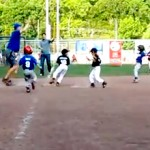 6-year-old makes unassisted triple play