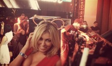 Paulina Gretzky Gives Her Dad More Heartburn, This Time At A Deadmau5 Concert…In Vegas