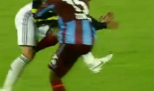 Footballer Zokora Metes Out Justice One Crotch-Kick At A Time (Video)