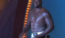 My Eyes! It's The Barkely-Shaq Shirt-Off We've Been Dreading (Video)