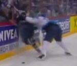 Another Dirty Hit at the IIHF World Championships (Video)