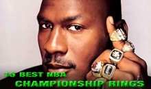 15 Best NBA Championship Rings