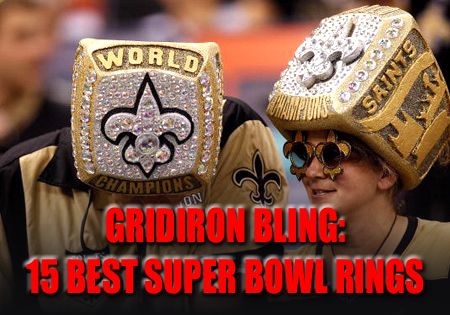 best super bowl championship rings