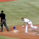 brett lawrie goes berserk on umpire throws helmet