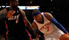 Stat Line Of The Night — 5/6/12 — Carmelo Anthony