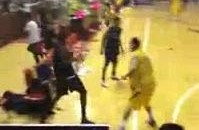 New Orleans Hurricanes Of NBA D-League Brawl With Chinese Basketball Team (Video)