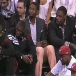 chris bosh pink pants