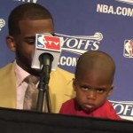 chris paul son blake face