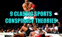 9 Classic Sports Conspiracy Theories