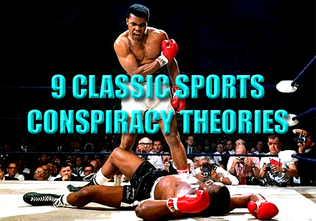 classic sports conspiracy theories