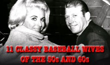 11 Classy Baseball Wives of the 50s and 60s
