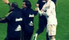 Cristiano Ronaldo Celebrates La Liga Title By Taunting Javi Martinez (Video)