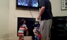 Here's A Lesson In Bad Parenting Via A Celtics Fan (Video)
