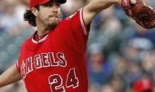 Stat Line Of The Night — 5/24/12 — Dan Haren